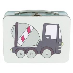 Sebra Lunchbox Metall Village Boy