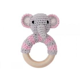 Sindibaba Rasselring Elefant JUMBA