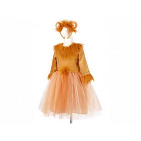Souza Kostüm Verkleidungs-Set LÖWE Pyppa 3 - 4