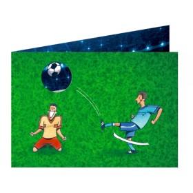 Spiegelburg Einladungskarten Set FUSSBALL