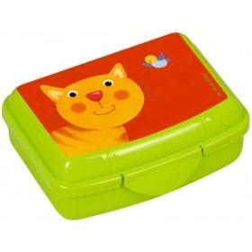 Spiegelburg Mini-Snackbox KATZE