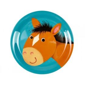 Spiegelburg Kinderteller Pferd