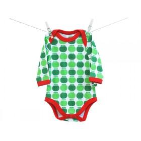 Sture & Lisa Body mit grünen Äpfeln