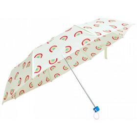 RICE Regenschirm REGENBOGEN