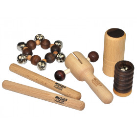 Voggenreiter PERCUSSION Set Maxi (5 Kinder)