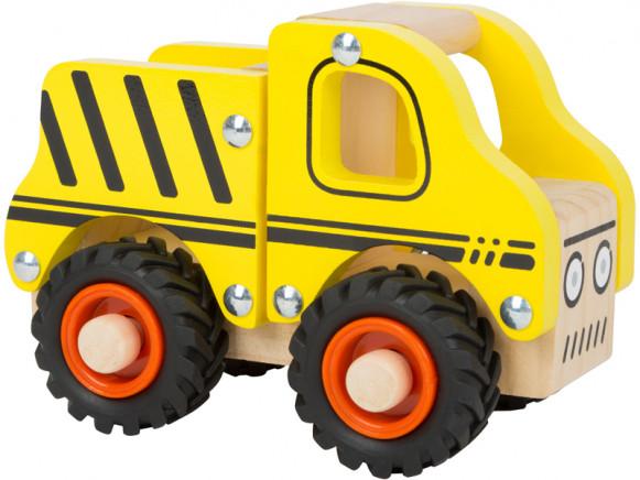Construction Site Vehicle