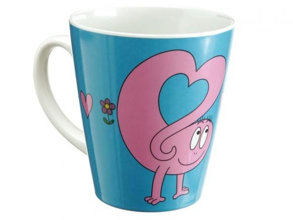 Large mug Barbapapa by Petit Jour