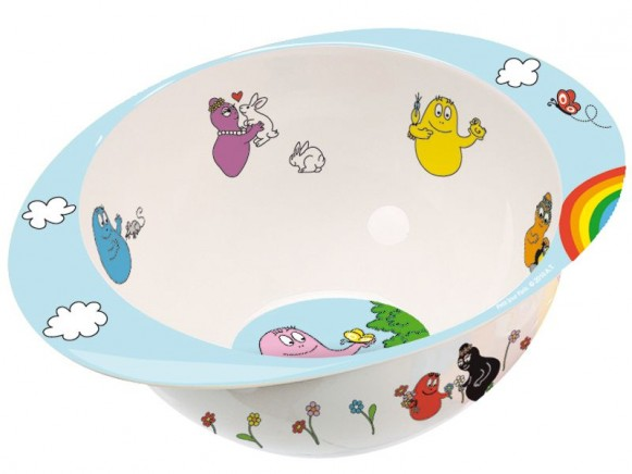 French bowl Barbapapa by Petit Jour