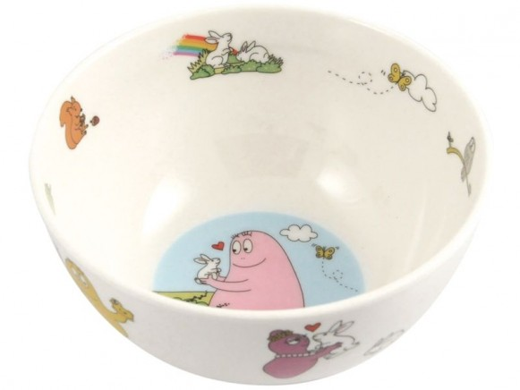 Cereals bowl Barbapapa by Petit Jour