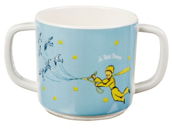 Double-handed cup The little Prince by Petit Jour