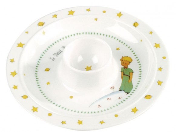 Egg cup The little prince by Petit Jour
