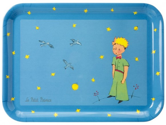 Large serving tray The little prince by Petit Jour