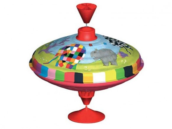 Spinning top Elmar by Petit Jour