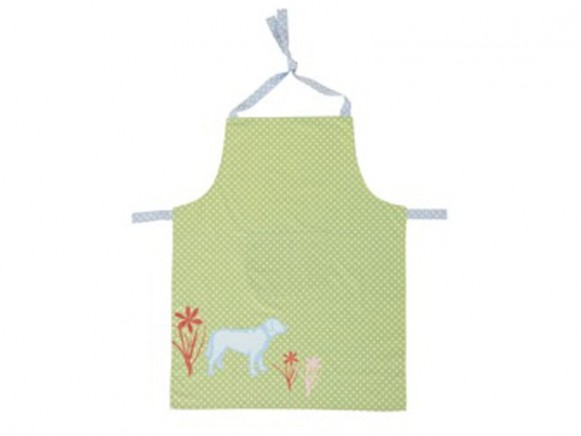 Apron Dog by Overbeck & Friends