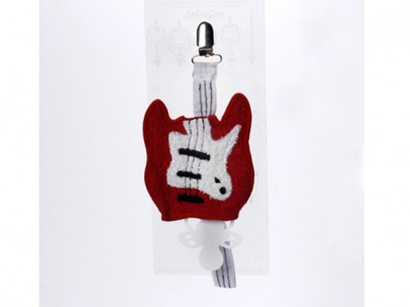 Dummy holder Guitar by Petit Appetit