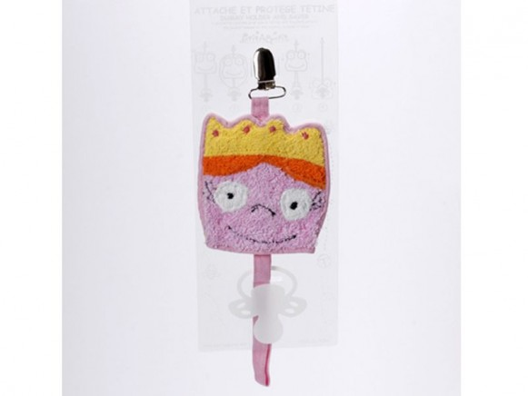 Dummy holder Princess by Petit Appetit
