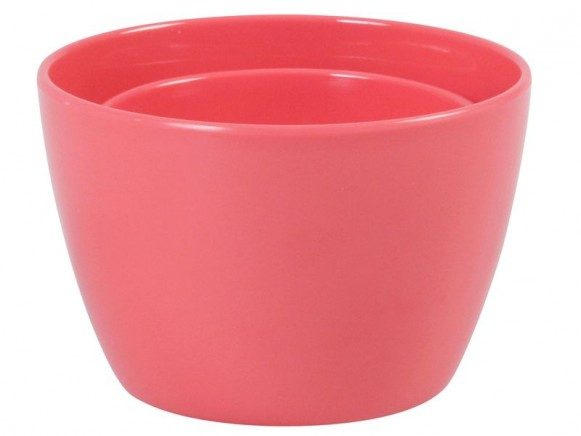 Melamine bowl by RICE (set of 2 - coral)