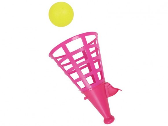 Click and catch game in pink by RICE