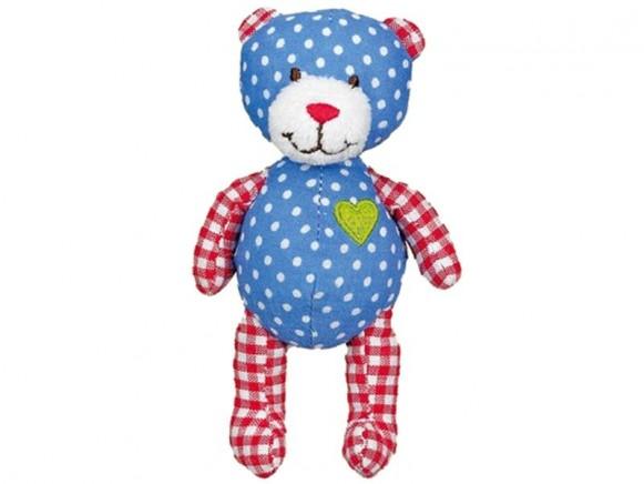 Teddy shaped baby rattle by Spiegelburg