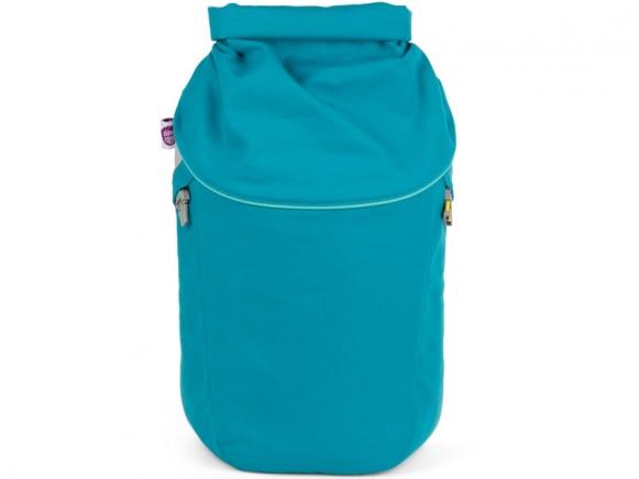 Affenzahn backpack PETROL