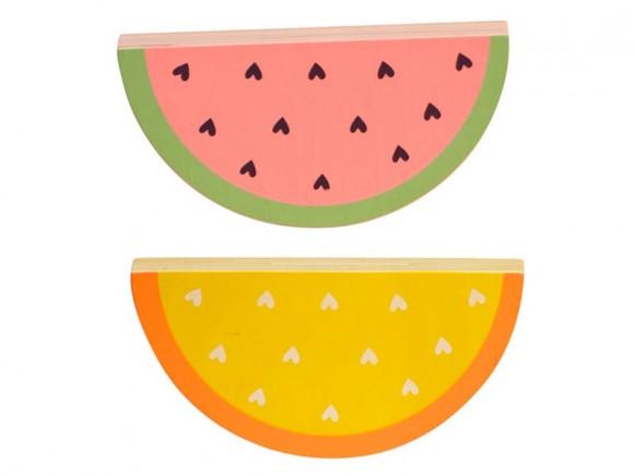 A Little Lovely Company hooks watermelon