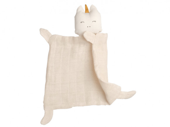 Fabelab Doudou UNICORN natural