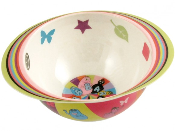 Colourful french bowl Barbapapa by Petit Jour