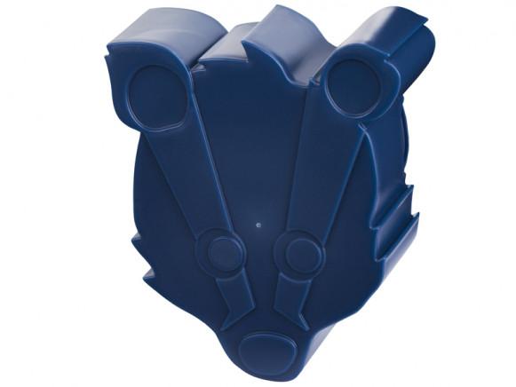 Blafre Snack Box BADGER navy blue