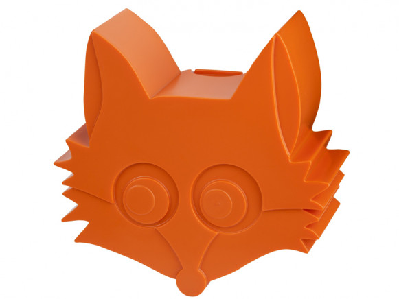 Blafre Snack Box FOX orange