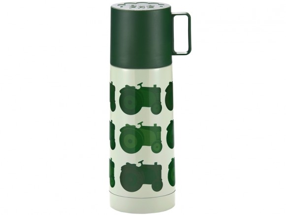 Blafre thermos tractor green