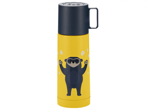 Blafre Thermos Bear YELLOW