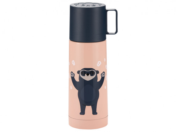 Blafre Thermos Bear PEACH