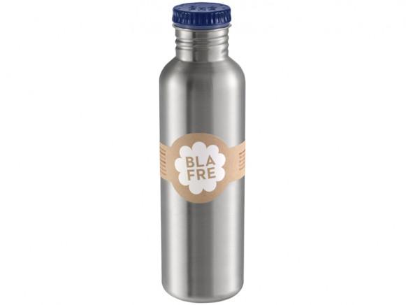 Blafre steel bottle 750ml dark blue