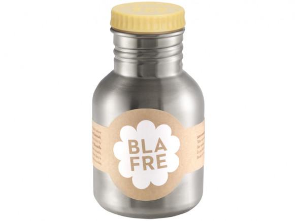 Blafre steel bottle small pastel yellow