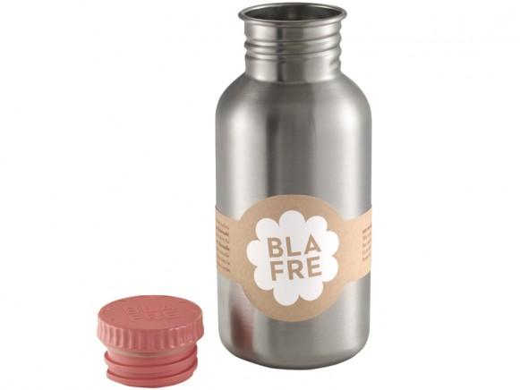Blafre steel bottle pink