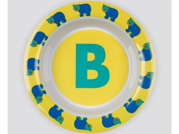 byGraziela ABC melamine bowl - B