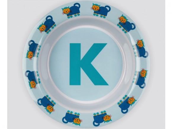 byGraziela ABC melamine bowl - K