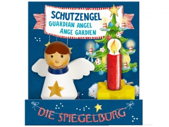 Spiegelburg Guardian angel blue