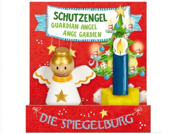 Spiegelburg Guardian angel red