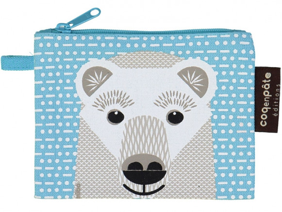 Coq en Pâte Wallet POLAR BEAR