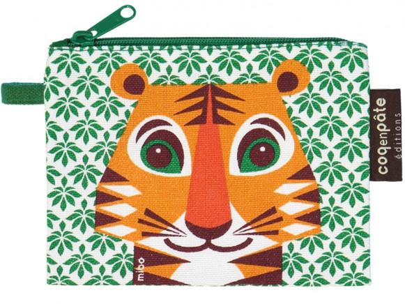Coq en Pâte Wallet TIGER