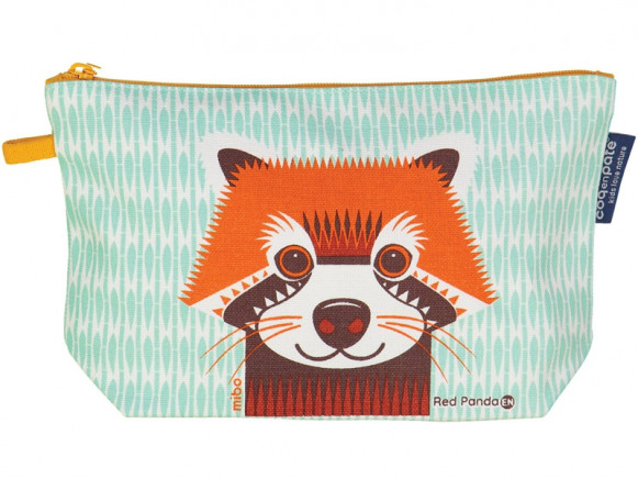 Coq en Pâte Toiletry Bag RED PANDA