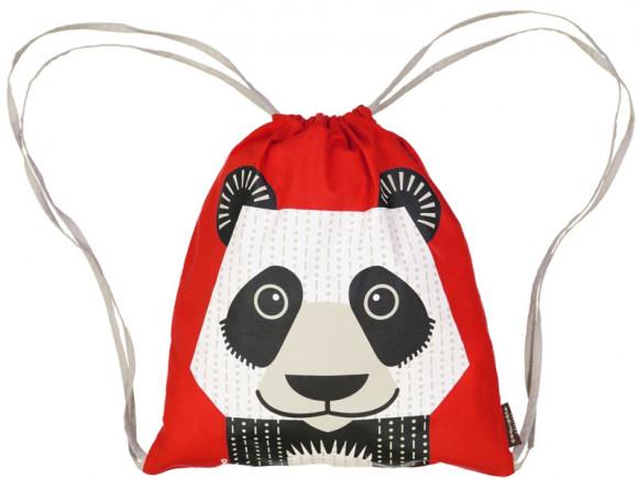 Coq en Pâte Drawstring Bag PANDA