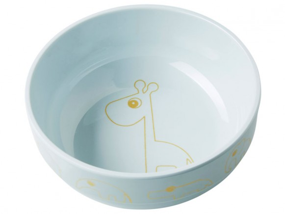 Done by Deer dots Yummy Bowl Contour gold/blue