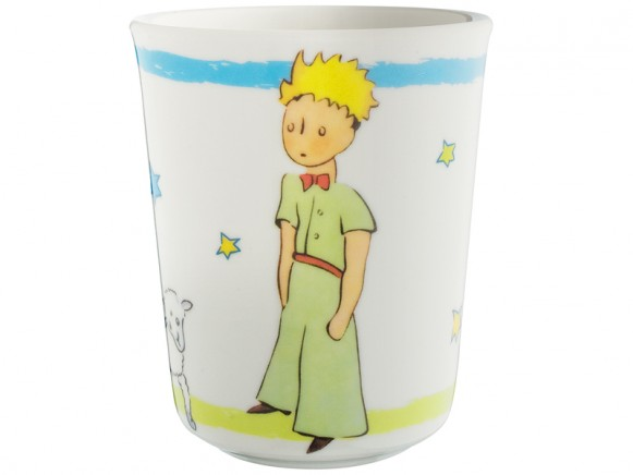 Melamine cup with The Little Prince by Petit Jour