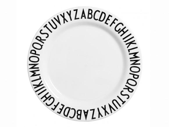 DESIGN LETTERS Large Melamine Plate