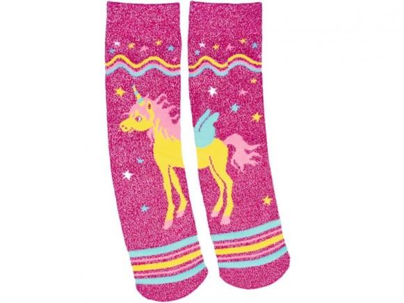 Spiegelburg Magic Socks UNICORN pink