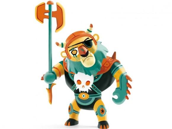 Djeco Arty Toys Knight Maximus Takatomo De