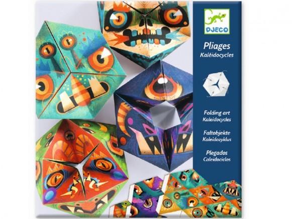 Djeco Folding Art MONSTERFLEX