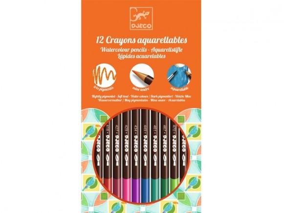 Djeco Coloured Pencils